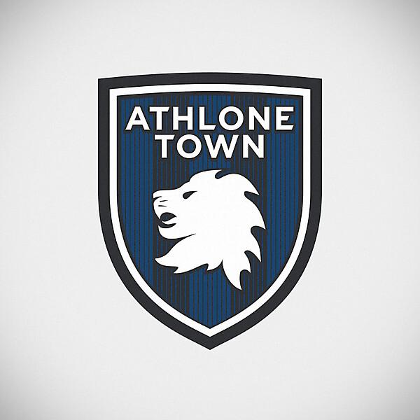 Athlone Town FC crest