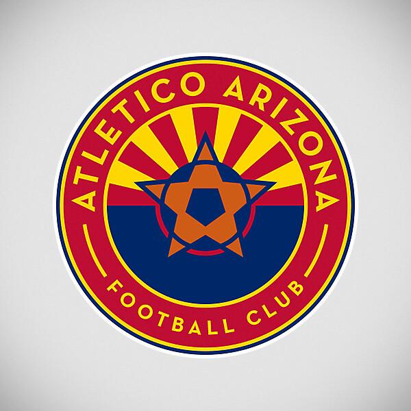 Atletico Arizona FC crest