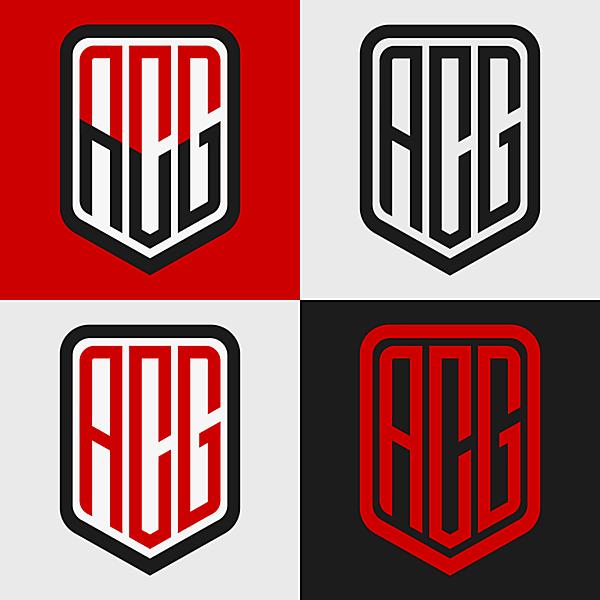 Atlético Goianiense   Crest Redesign
