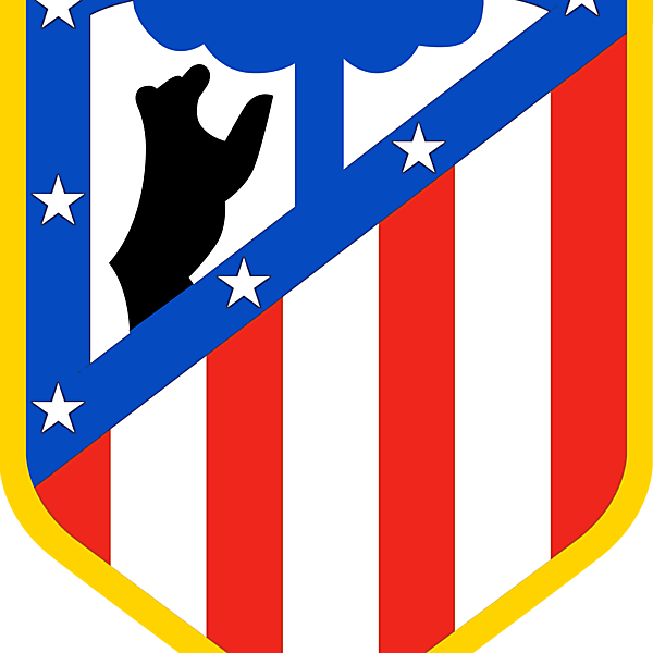 Atletico Madrid Badge