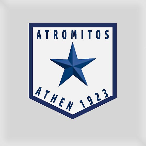 Atromitos Athen alternativ Logo