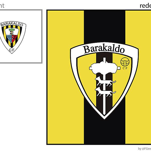 BARAKALDO CF new crest
