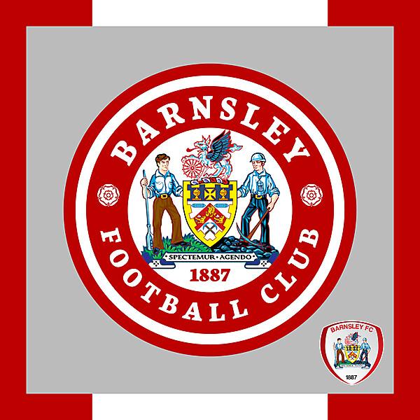Barnsley FC - Redesign