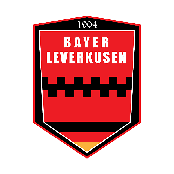 Bayer Leverkusen - Crest Redesign