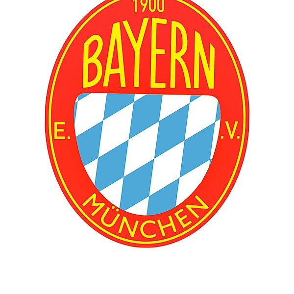 Bayern Munich crest redesign