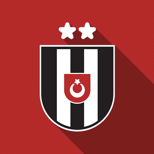 Besiktas JK Minimalist Logo