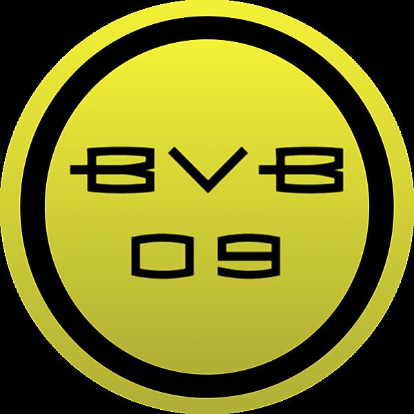 Borussia Dortmund modernised crest