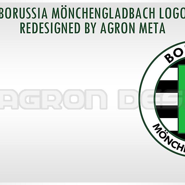 Borussia Mönchengladbach Logo Redesign