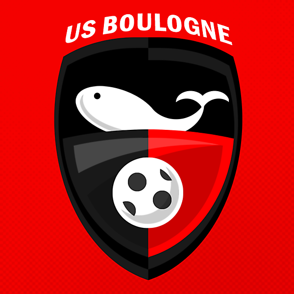 US Boulogne Badge
