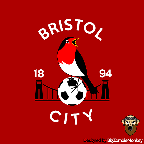 Bristol City Concept Crest