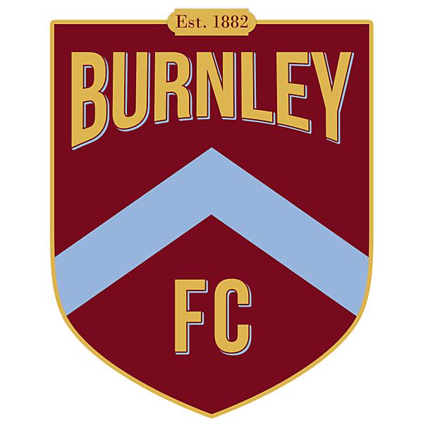 Burnley FC - Rebrand