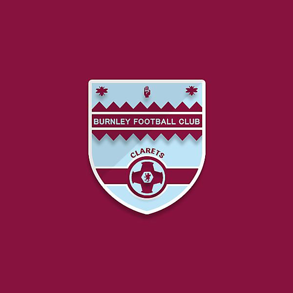 Burnley  logo redesigned v2.