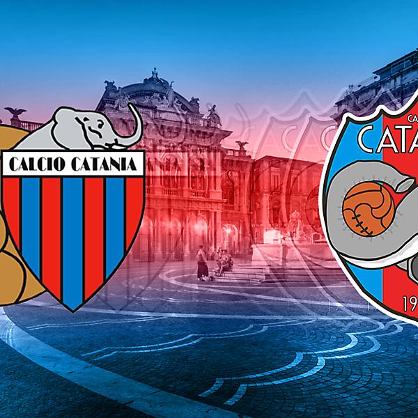 Calcio Catania rebranding