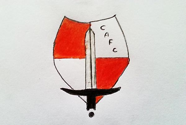 Charlton Athletic (Drawing Design Idea 2)