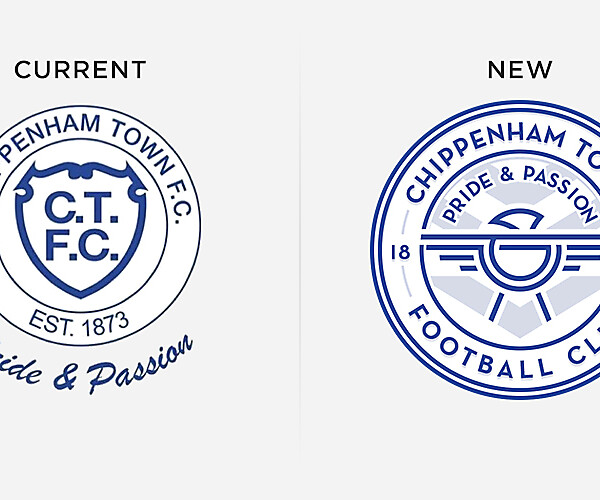 Chippenham Town crest
