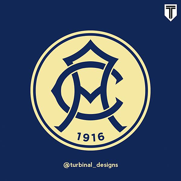 Club América Crest Redesign