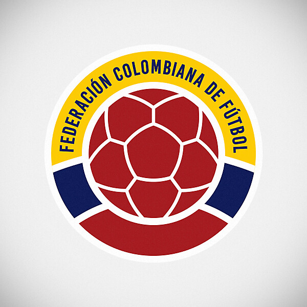 Colombia national football team crest