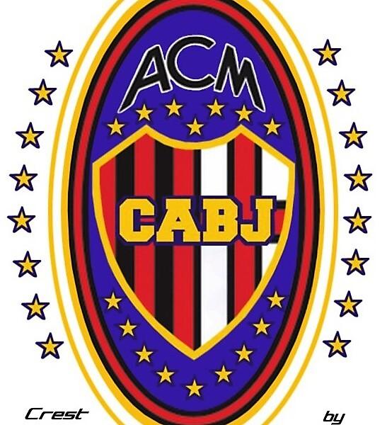 Crest Fusions - Boca Jrs & AC Milan