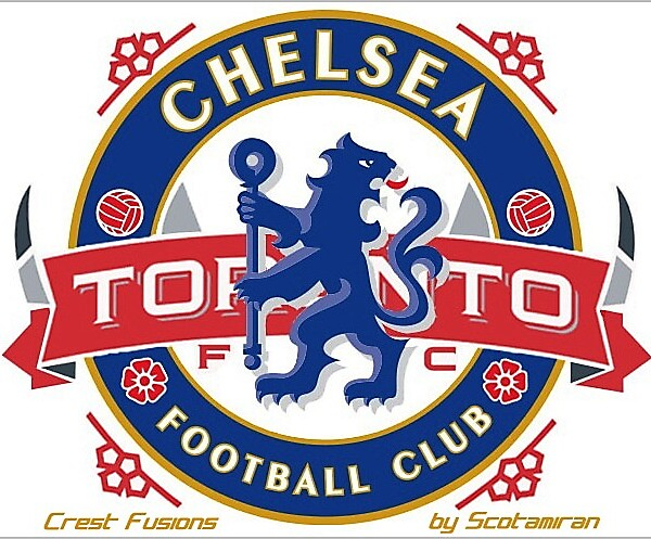 Crest Fusions - Chelsea & Toronto FC