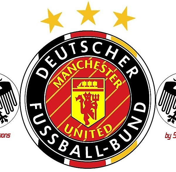 Crest Fusions - Germany & Man U