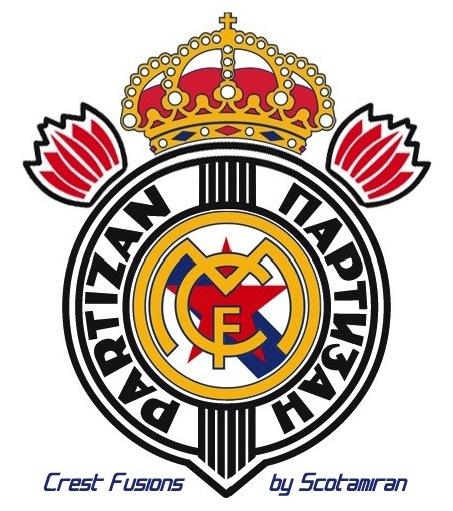 Crest Fusions - RMCF & Partizan Belgrade