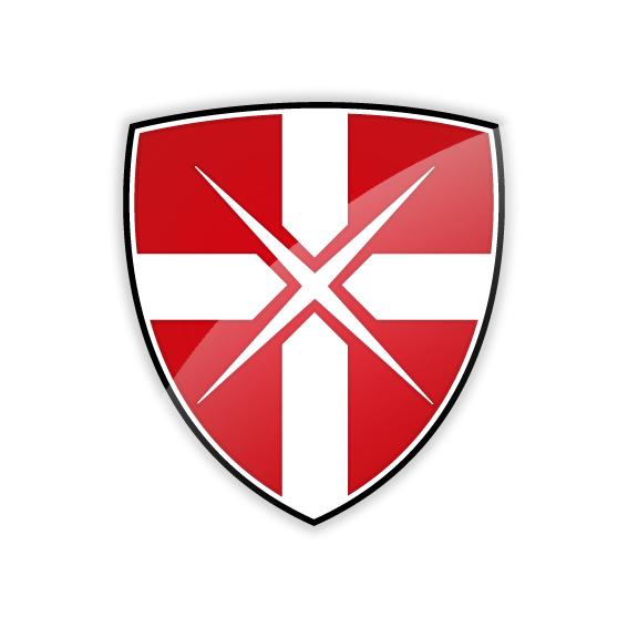 New Danish Football Association Logo
