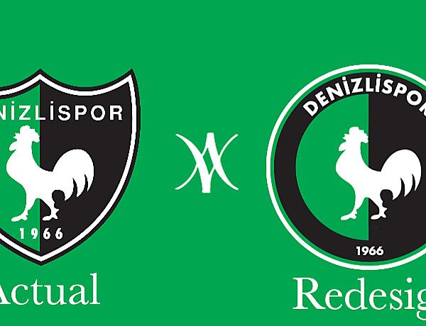 Denizlispor Crest Redesign