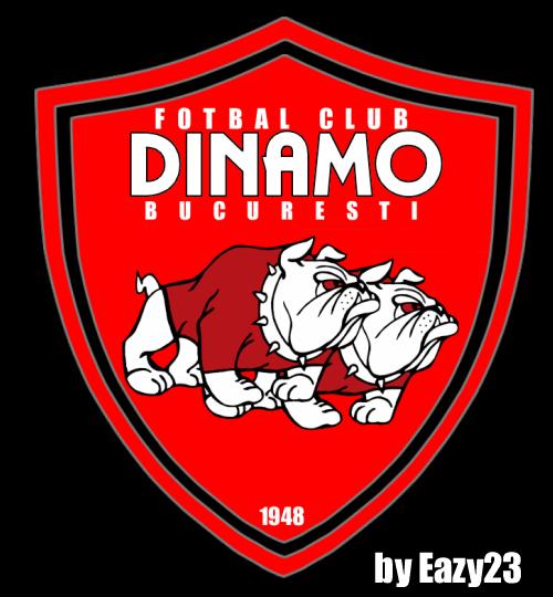 Dinamo Bucharest crest