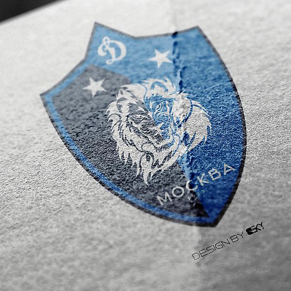 Dynamo Moscow Rebrand v2