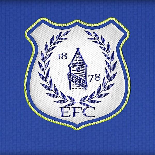 efc everton f.c new crest 2014