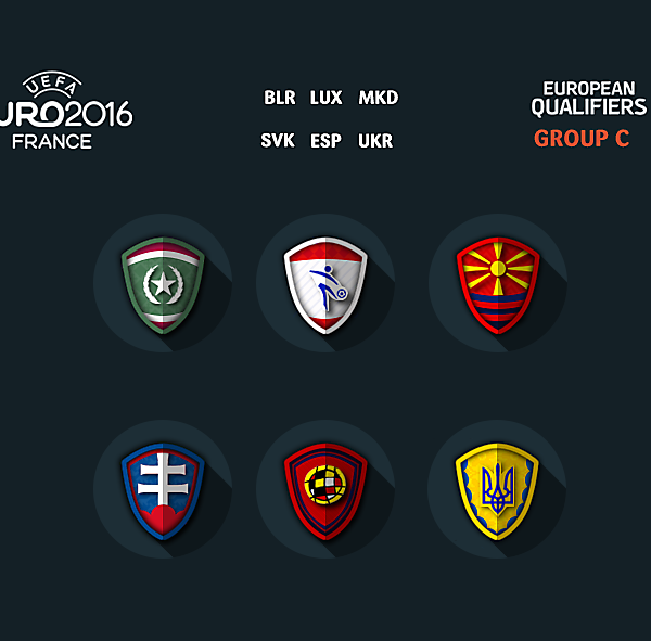 Euro 2016 qualifiers group C