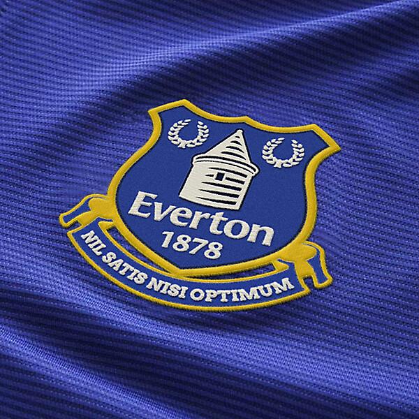 Everton Crest Design