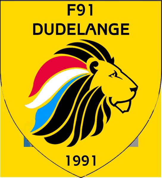 F91 DUDELANGE LOGO REDESIGN