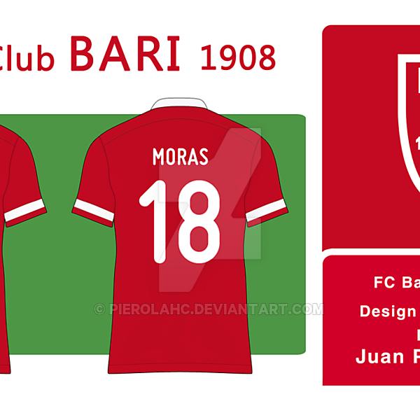 FC Bari 1908 - Badge (Away)