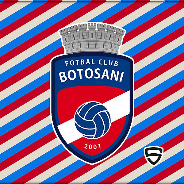 FC BOTOSANI - REDESIGN