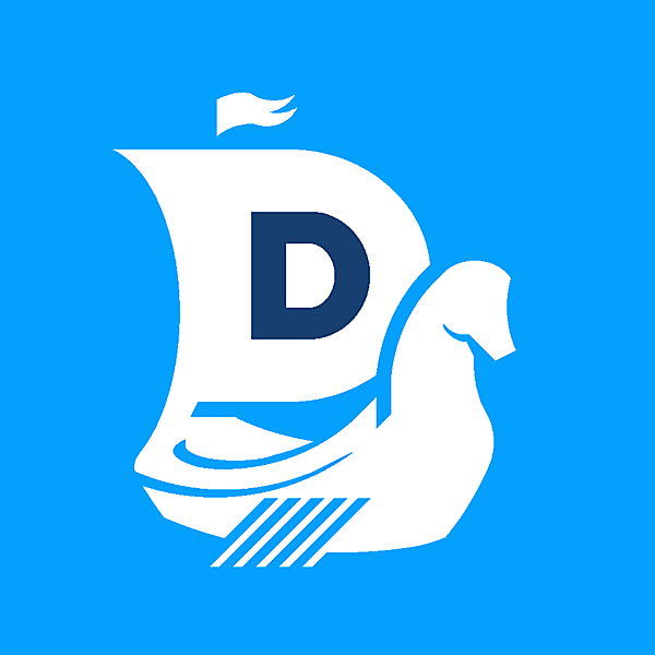 FC Dnipro Dnepropetrovsk alternative logo.