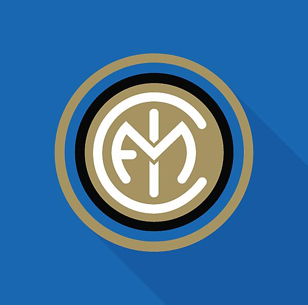 FC Inter Milan Logo (Minimalist)