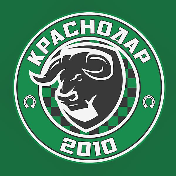 FC Krasnodar Redisign