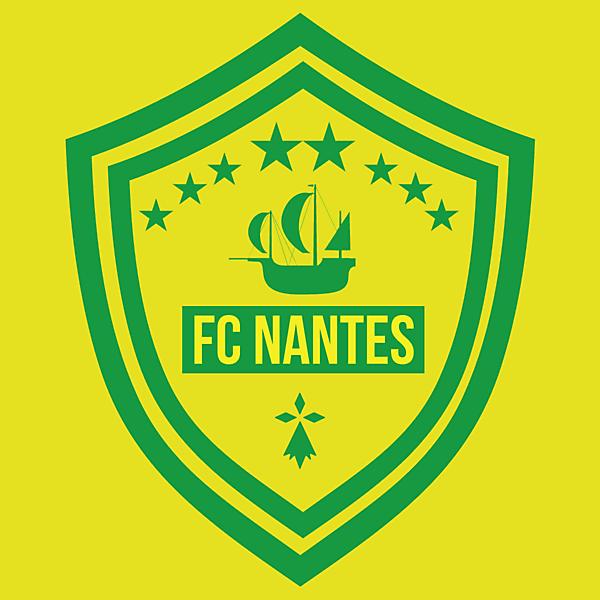 FC Nantes Logo Redesign 2