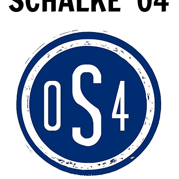 FC SCHALKE 04 New Crest Idea