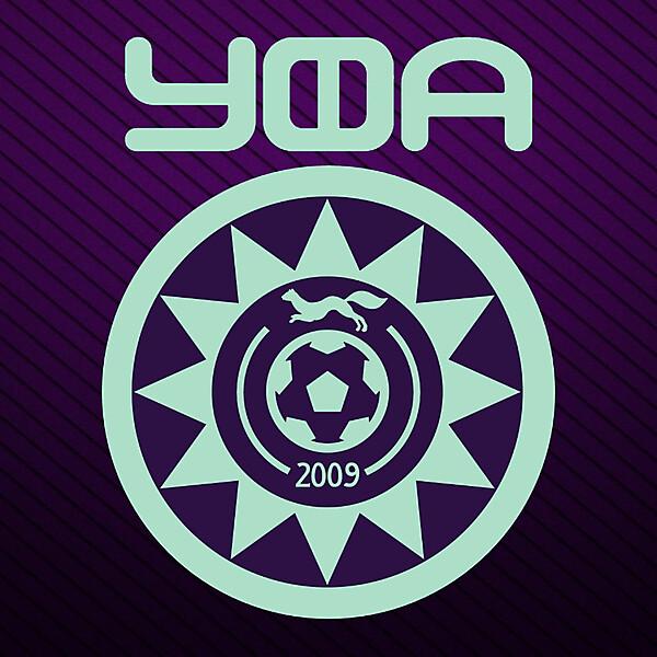 FC Ufa  (crest redesign)