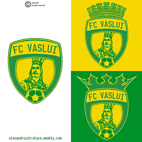 FC Vaslui - Redesign Logo