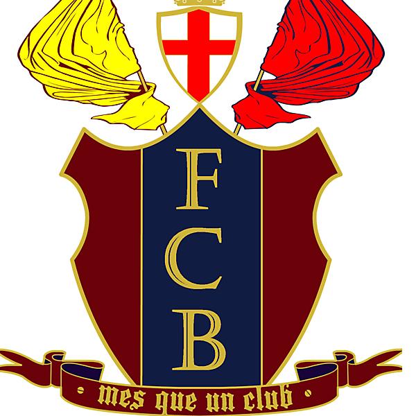 FCB Crest by VamG