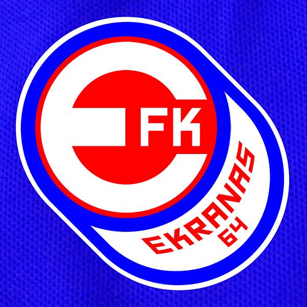 FK Ekranas Badge