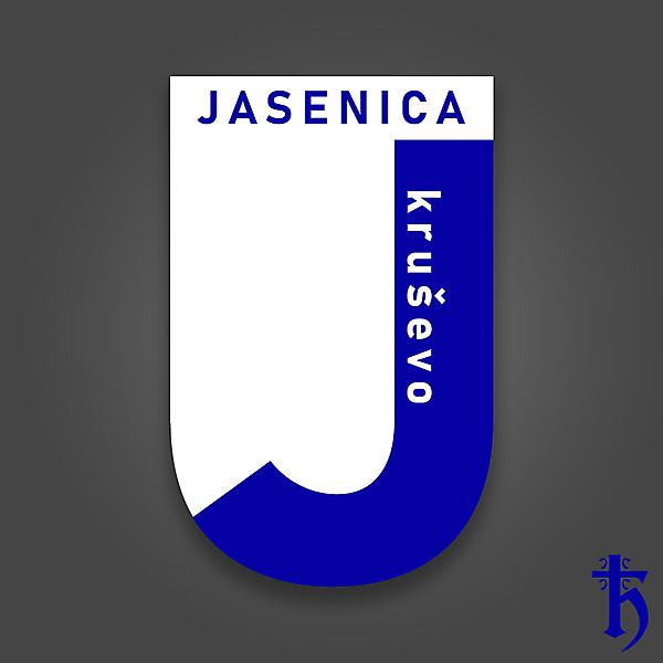 FK Jasenica Krusevo - fantasy crest