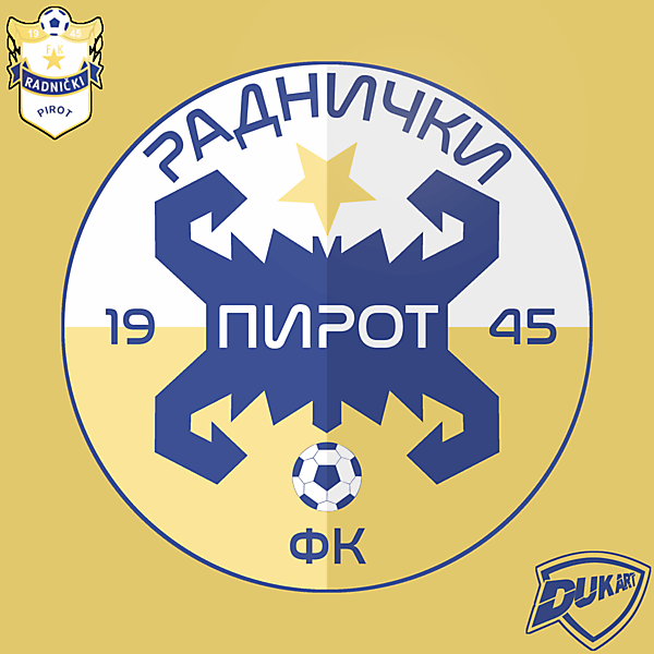 FK Radnicki Pirot (Serbia)