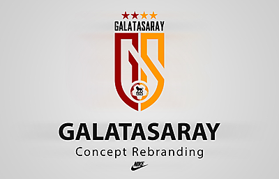 GALATASARAY S.K - Concept Rebranding