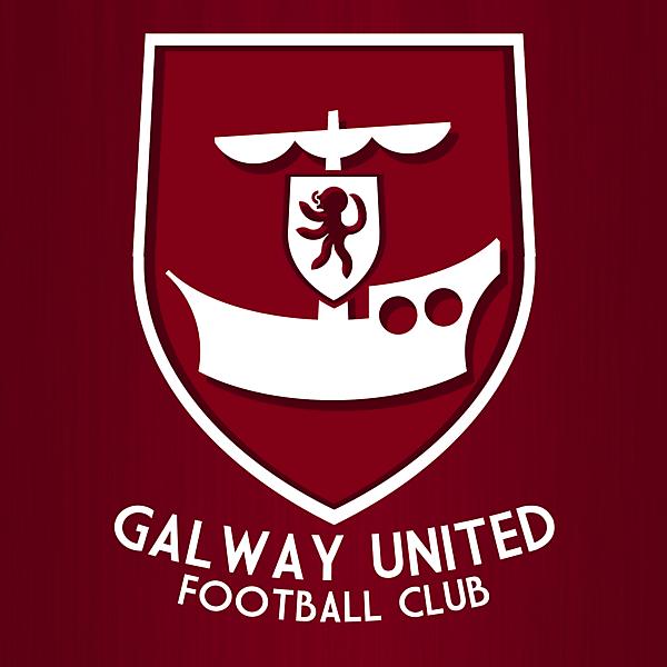 Galway Utd Crest