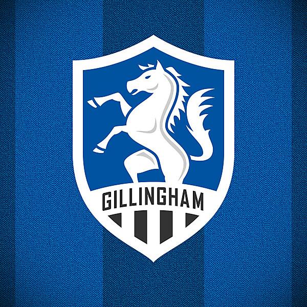Gillingham FC crest