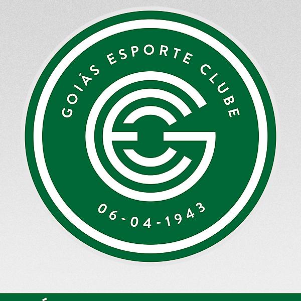 Goiás EC - Brazil - redesign 2